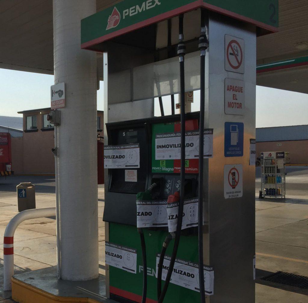 Sancionan a gasolinera en san jose el alto - La voz de Querétaro (blog)