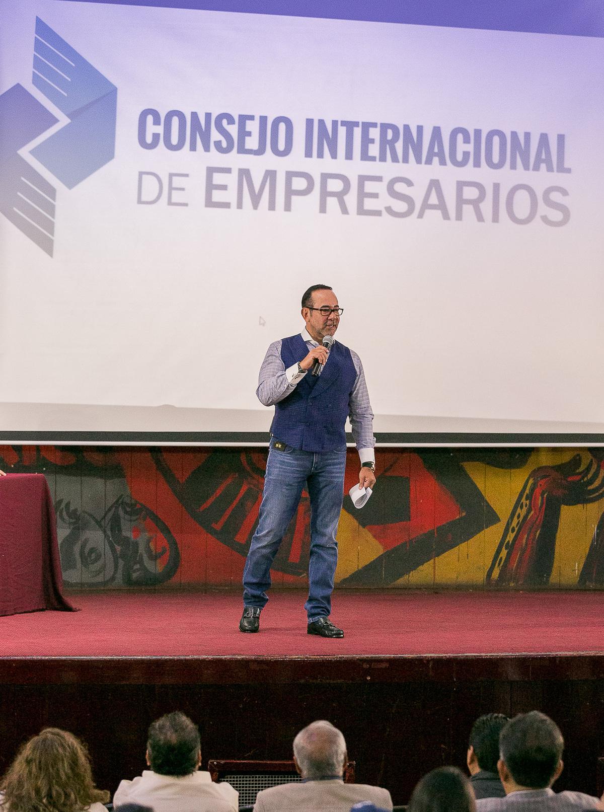 COINE IPN jóvenes empresarios innovación transformación México