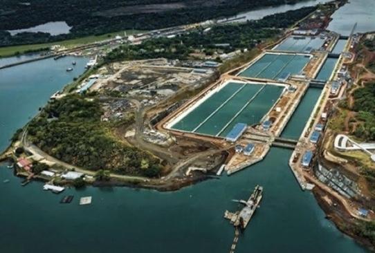 Corredor interoceanico istmo puerto comercial