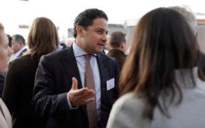 Luis Doporto industria aguacate jóvenes innovación