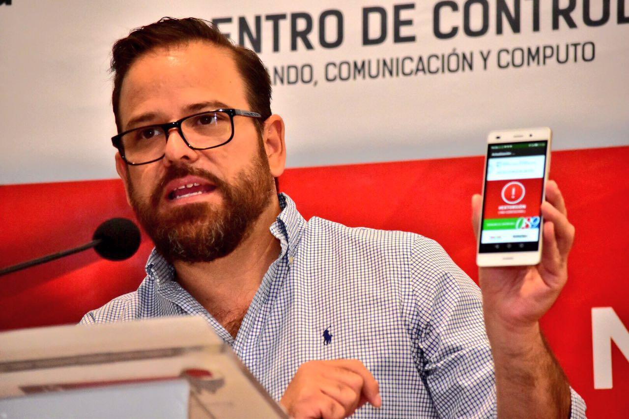 Sonora, Extorsión, app, antiextorsión, seguridad,
