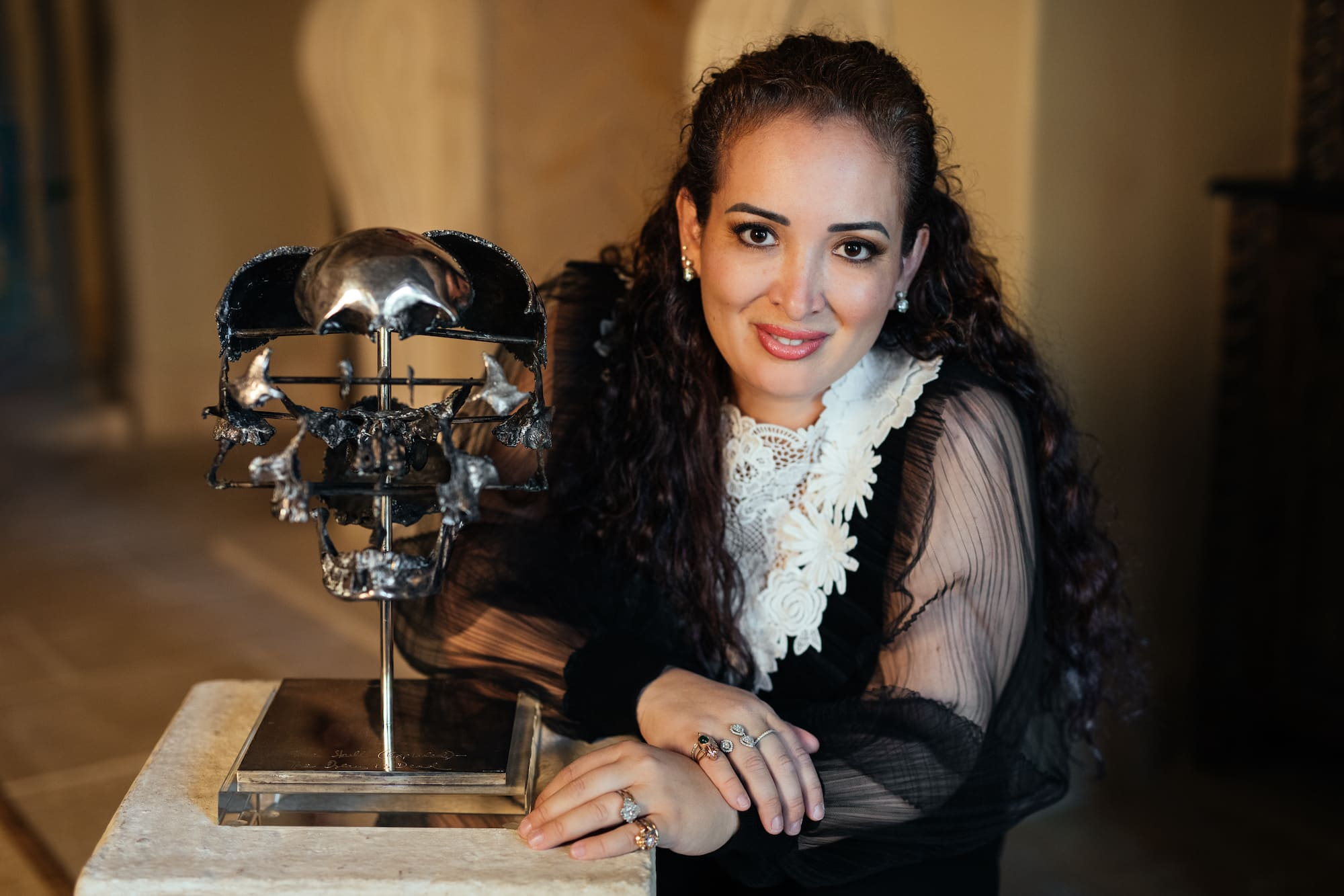 Las mujeres deben estar convencidas de lo que pueden hacer expresa Lorena Junco de la Vega.