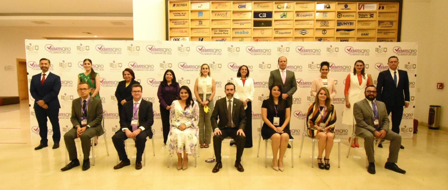 Candidatos-Querétaro-debate