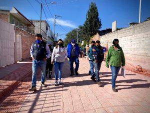 Inician obras de urbanización integral en Pedro Escobedo